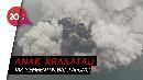 Letusan Gunung Anak Krakatau Takkan Seperti Krakatau 1883