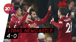 Liverpool Menang Banyak di Laga Boxing Day