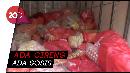 Polisi Ringkus Truk Berisi Ribuan Makanan Beku Tanpa Izin Edar