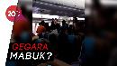 Cekcok di Pesawat Garuda Rute Hong Kong-Jakarta