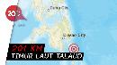 Gempa Magnitudo 7.1 Sulut Berpusat di Filipina