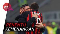 Gol Higuain Teruntuk Gattuso