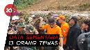 Cek Longsor di Sukabumi, Ridwan Kamil Saksikan Evakuasi Mayat