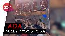 Melihat Perayaan Tahun Baru Chris Hemsworth dan Elsa Pataky