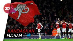 Tahun Baruan Arsenal yang Meriah