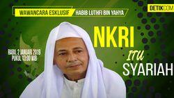 Tonton Blak-blakan Habib Luthfi bin Yahya: NKRI Itu Syariah