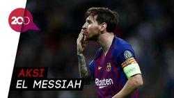 Sambut 2019, Inilah 19 Gol Terbaik Kala Messi Bernomor 19