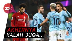 City Patahkan Rekor Tak Terkalahkan Liverpool
