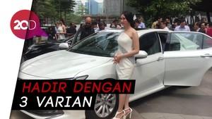 Sangar! Camry Rp 600 Jutaan Resmi Mengaspal di Indonesia