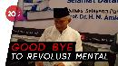 Amien Rais Kritik Revolusi Mental Jokowi Lewat Buku