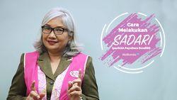 Deteksi Dini Kanker Payudara, Ini Cara Mudah Lakukan SADARI
