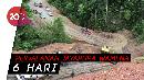 Dear Pak Jokowi, Jalan Trans Papua Rusak Parah