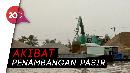Ngeri! Detik-detik Puluhan Rumah Ambles di Delta Mekong