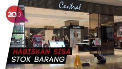 Mau Tutup, Central Departemen Store di Neo Soho Beri Diskon 90%