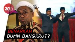 Ngabalin ke Prabowo: Jangan Kebelet Pakai Data Hoax!
