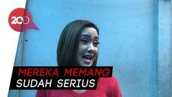 Siti Badriah Dilamar Kekasih, Cita Citata Ikut Bahagia
