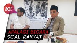 TGB Sebut Pidato Prabowo Sudah Dikerjakan Jokowi