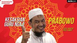Wawancara Eksklusif Ustaz Sambo: Kesaksian Guru Ngaji Prabowo