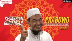 Tonton Wawancara Eksklusif Ustaz Sambo: Kesaksian Guru Ngaji Prabowo
