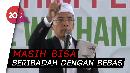 Counter TGB Tudingan Jokowi Tidak Pro-Islam