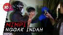 Lagi Asik Tidur, Begal Sadis di Makassar Dibekuk