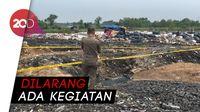 Lahan Kosong yang Bikin 3 Anak Luka Bakar di Bekasi Ditutup