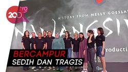 Melly Goeslaw Garap Serial Drama Horor Nawangsih