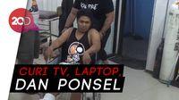 Pembobol Rumah Jaksa di Makassar Ditembak Polisi