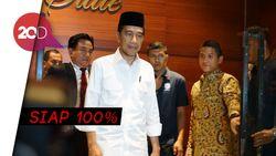 Soal Persiapan Debat, Jokowi: Mantul!
