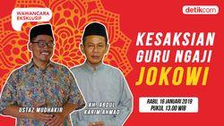 Tonton Wawancara Eksklusif: Kesaksian Dua Guru Ngaji Jokowi