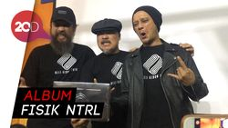 Ulang Tahun Ke-25, NTRL Rilis Album Spesial