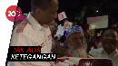 Adem... Pendukung Jokowi-Prabowo Ngobrol dan Tertawa Bersama