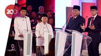 Bicara Penanganan Kasus HAM Jokowi dan Prabowo