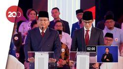 Gagasan Jokowi Vs Prabowo Meredam Diskriminasi dan Persekusi