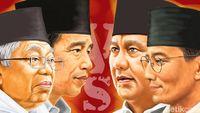Jokowi Bicara Hak Disabilitas dan Kesetaraan, Sandi Menanggapi