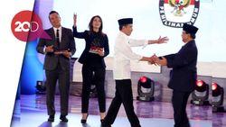 Jokowi Sebut Gerindra Majukan Caleg Eks Koruptor, Fakta ICW?