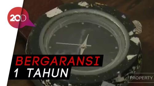 Keren! Jam Tangan Unik Ini Terbuat dari Lumpur Lapindo Loh