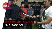 Komplotan Begal Sadis di Makassar Ditangkap di Rumah Tantenya