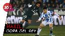 Madrid Dipermalukan Leganes, Tapi Lolos Perempatfinal