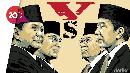 Adu Visi-Misi Jokowi-Maruf Vs Prabowo-Sandi di Debat Perdana