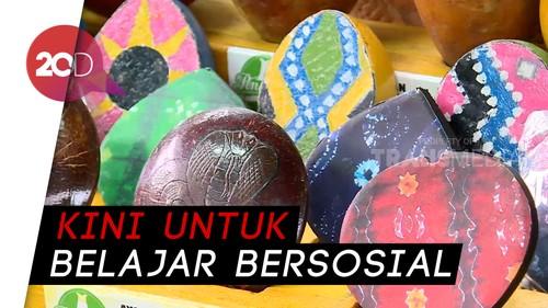 Balogo, Permainan Anak Banjar Zaman Old yang Masih Eksis