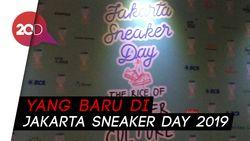 Chunky Shoes Diprediksi Jadi Tren di Jakarta Sneaker Day 2019