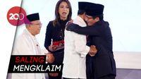 Kok, Jokowi-Prabowo Tak Saling Apresiasi di Akhir Debat?