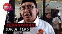 Kritik Fadli Zon ke Jokowi di Debat Pilpres 2019