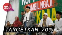 Maruf: Saya dan Jokowi Harus Menang, Kalau Tidak Innalillahi