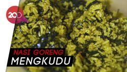 Kuliner Betawi yang Kaya Khasiat: Nasi Goreng Mengkudu