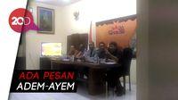 PARA Syndicate Sebut Debat Perdana Pilpres Masih Icip-Icip