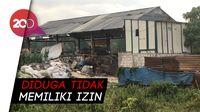 Polisi Tutup Lokasi Pengolah Limbah Plastik yang Tewaskan Sariman
