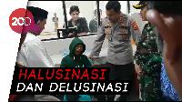 Pria Ngaku Tuhan di Sukabumi Ternyata Gangguan Jiwa