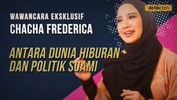 Eksklusif! Chacha Frederica Mulai Tekuni Bisnis